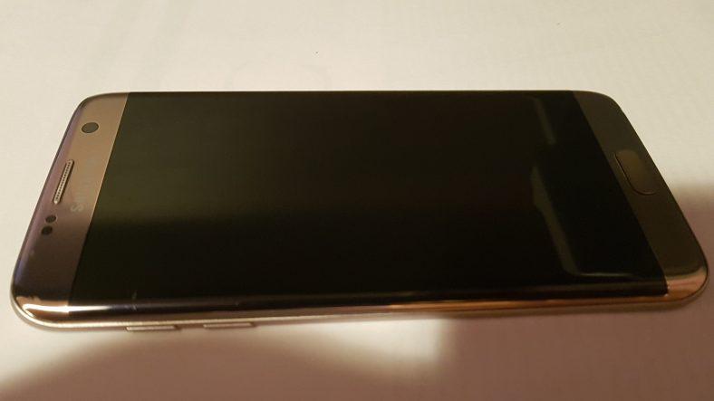 ecran samsung galaxy s7 edge gold ieftin