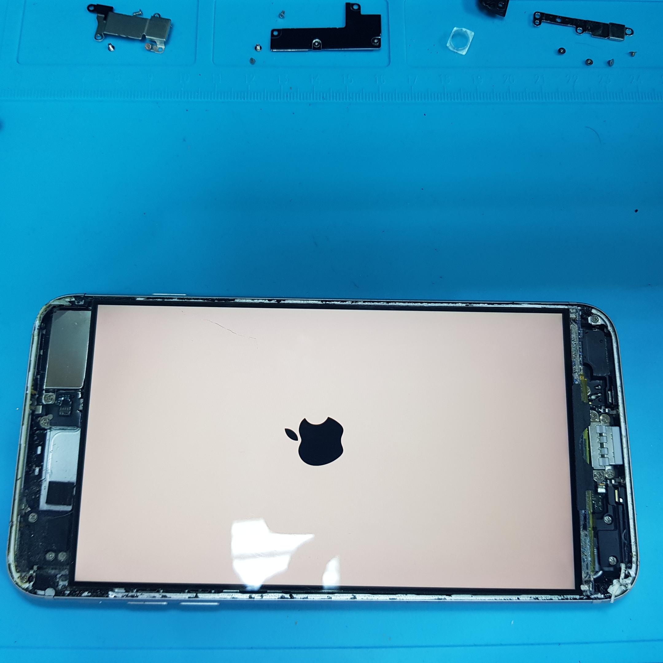 iphone 7 plus schimbare sticla si rama ecran,afisaj,lcd,display