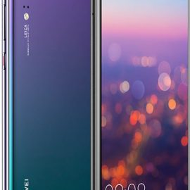 Huawei P20 display