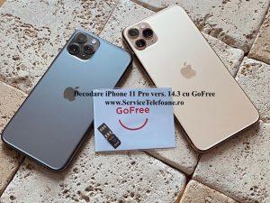 decodare cod retea iphone 11 pro