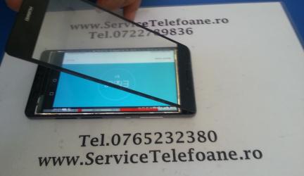 Huawei P8 Lite inlocuit touchscreen.
