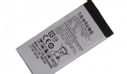 Samsung Galaxy S6 / G920F inlocuire / schimbare acumulator / baterie