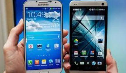 Samsung Galaxy S6   si Samsung Galaxy S6 Edge.