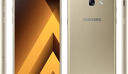 Samsung A5 2017 , A520 inlocuire geam display