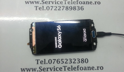 Inlocuire sticla prin laminare la Samsung.