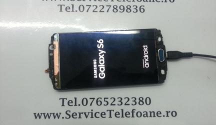 Samsung Galaxy J5 schimbat geam spart.